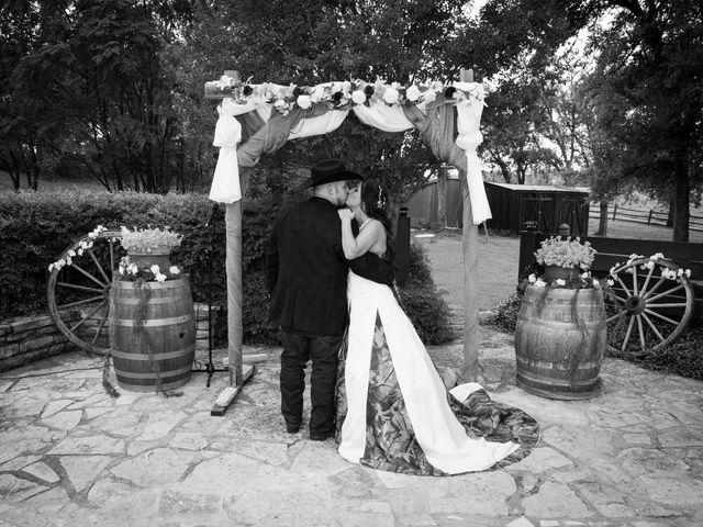 Kody and Sierra's Wedding in Cleburne, Texas 96