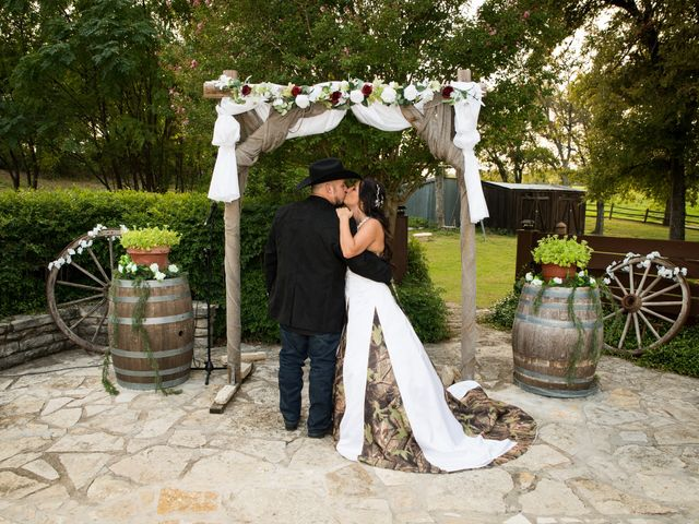 Kody and Sierra's Wedding in Cleburne, Texas 97