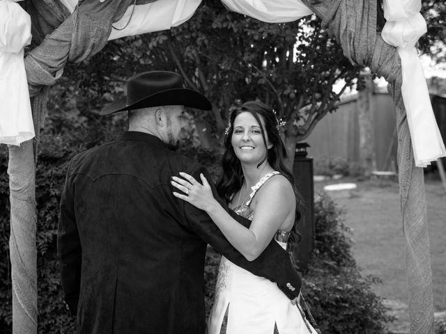 Kody and Sierra's Wedding in Cleburne, Texas 98