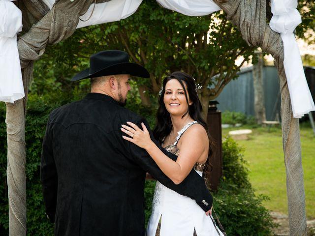 Kody and Sierra's Wedding in Cleburne, Texas 99