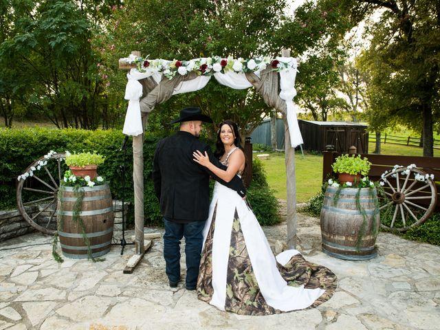 Kody and Sierra's Wedding in Cleburne, Texas 100