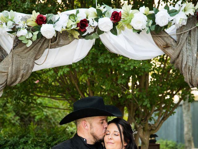 Kody and Sierra's Wedding in Cleburne, Texas 105