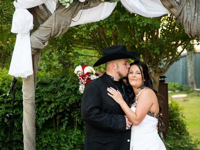 Kody and Sierra's Wedding in Cleburne, Texas 106