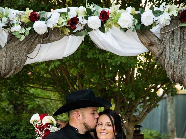 Kody and Sierra's Wedding in Cleburne, Texas 108