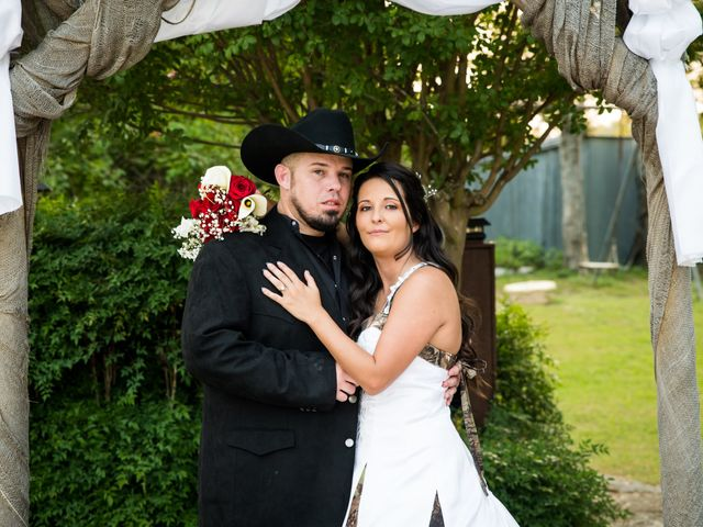 Kody and Sierra's Wedding in Cleburne, Texas 111