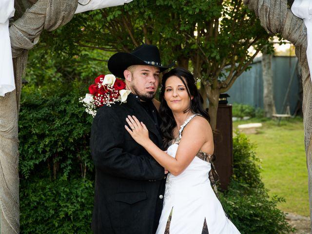 Kody and Sierra's Wedding in Cleburne, Texas 112