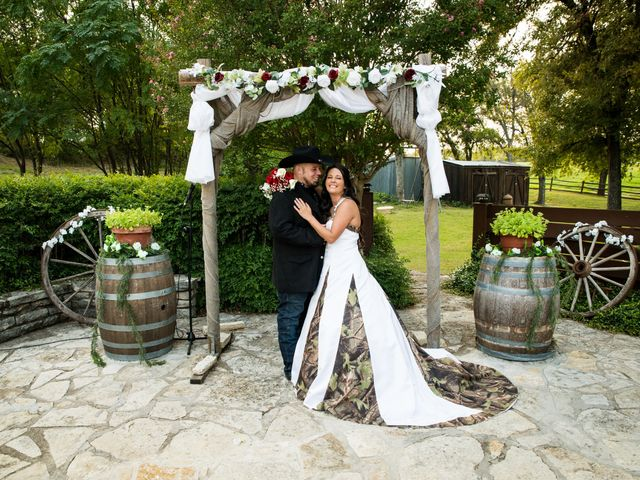 The wedding of Sierra and Kody