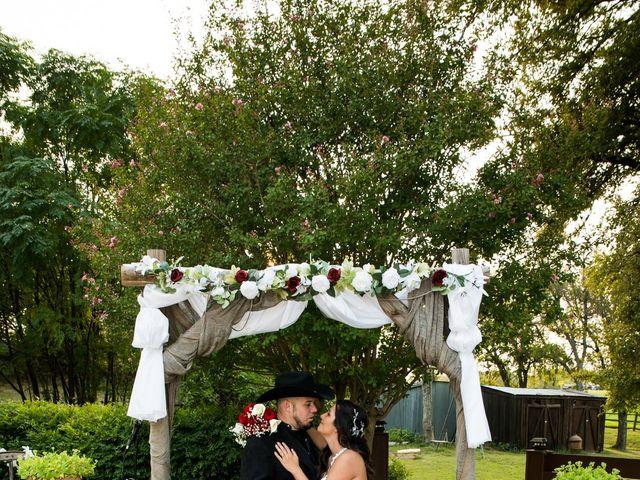 Kody and Sierra's Wedding in Cleburne, Texas 114