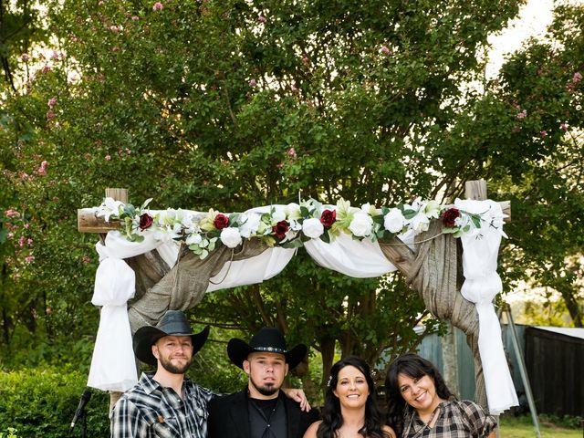 Kody and Sierra's Wedding in Cleburne, Texas 116