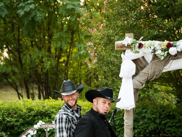 Kody and Sierra's Wedding in Cleburne, Texas 117