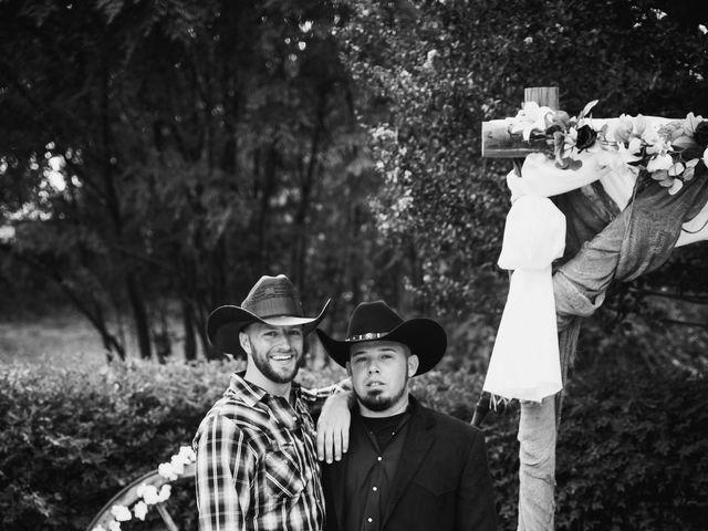 Kody and Sierra's Wedding in Cleburne, Texas 118
