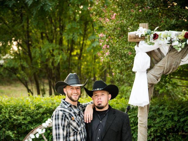 Kody and Sierra's Wedding in Cleburne, Texas 119
