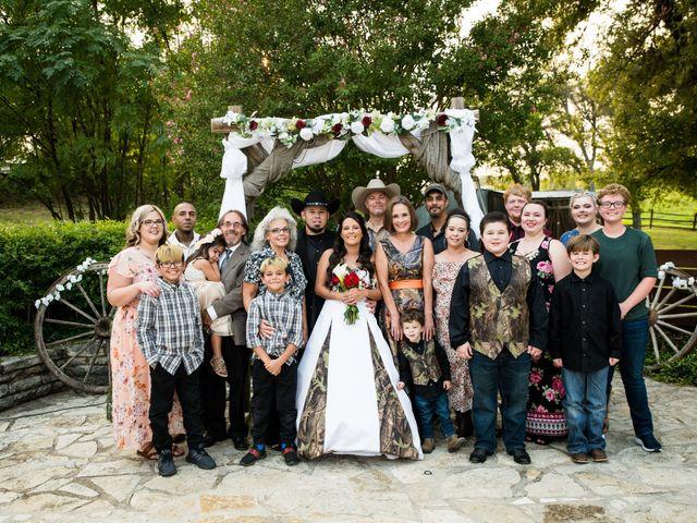 Kody and Sierra's Wedding in Cleburne, Texas 121