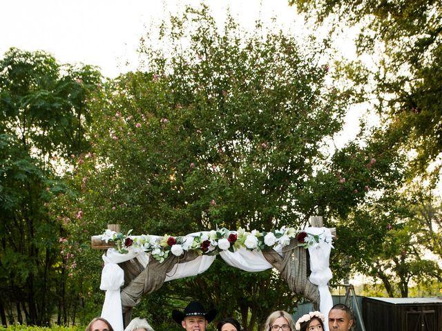 Kody and Sierra's Wedding in Cleburne, Texas 123