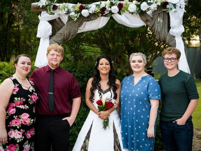 Kody and Sierra's Wedding in Cleburne, Texas 126