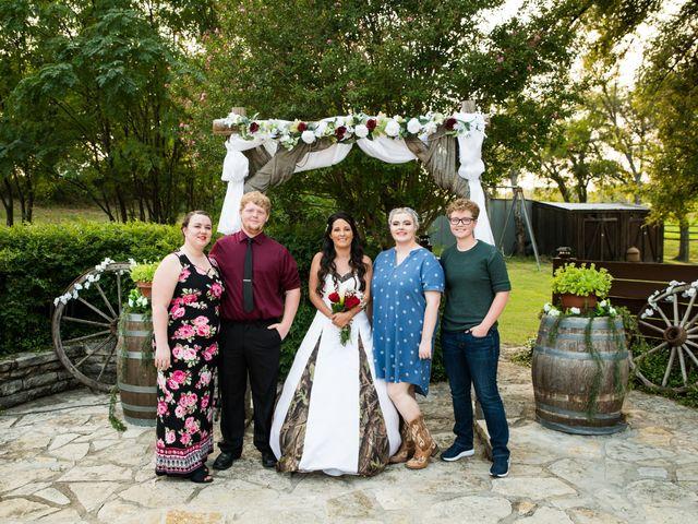 Kody and Sierra's Wedding in Cleburne, Texas 127