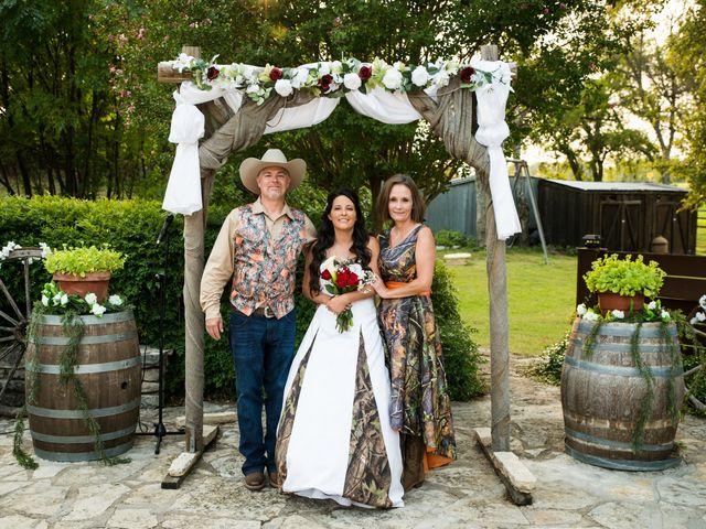 Kody and Sierra's Wedding in Cleburne, Texas 132