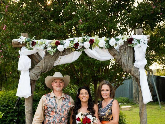 Kody and Sierra's Wedding in Cleburne, Texas 133