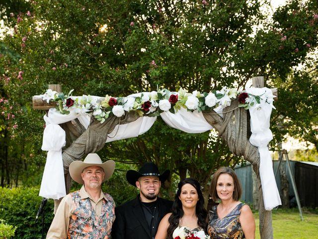 Kody and Sierra's Wedding in Cleburne, Texas 136
