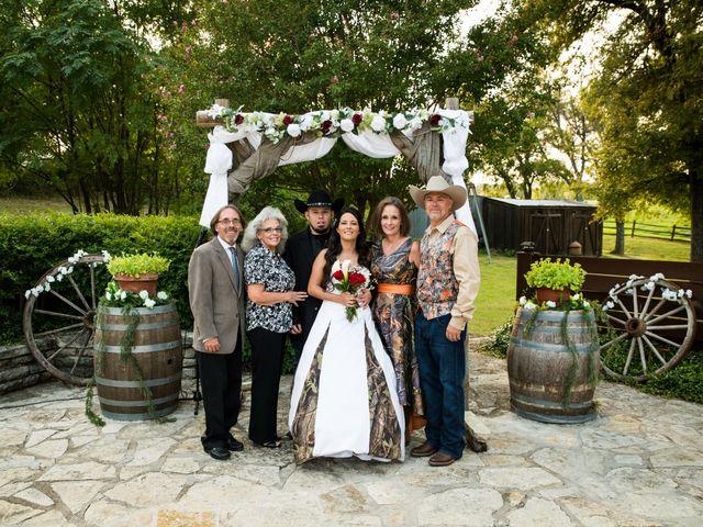 Kody and Sierra's Wedding in Cleburne, Texas 138