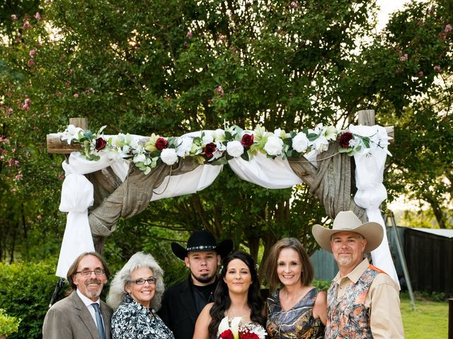 Kody and Sierra's Wedding in Cleburne, Texas 139