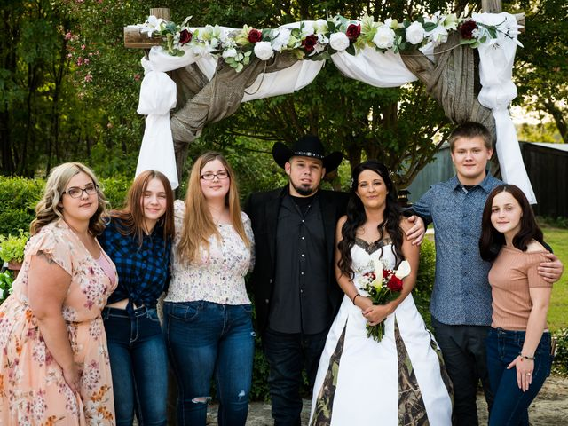 Kody and Sierra's Wedding in Cleburne, Texas 140