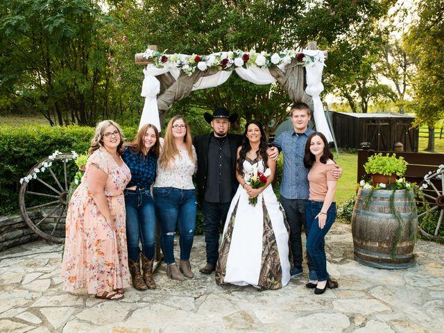 Kody and Sierra's Wedding in Cleburne, Texas 141