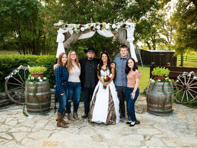 Kody and Sierra's Wedding in Cleburne, Texas 142