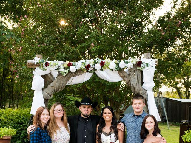Kody and Sierra's Wedding in Cleburne, Texas 143