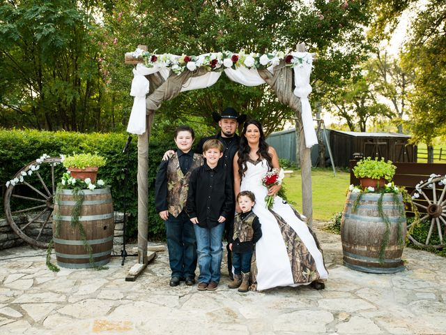 Kody and Sierra's Wedding in Cleburne, Texas 144