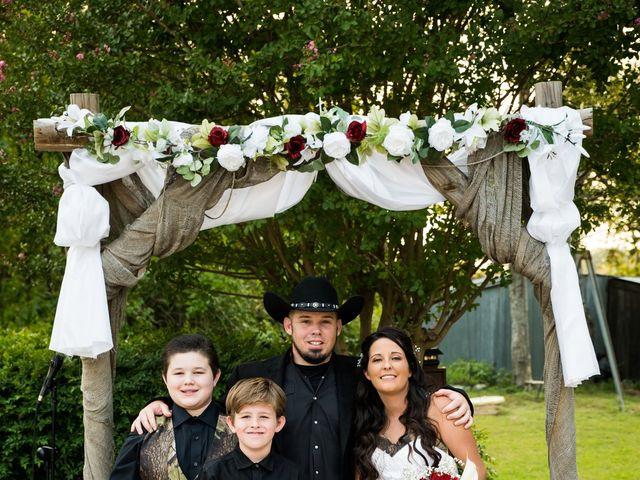 Kody and Sierra's Wedding in Cleburne, Texas 145