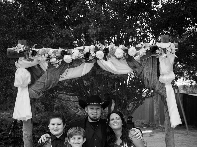 Kody and Sierra's Wedding in Cleburne, Texas 146