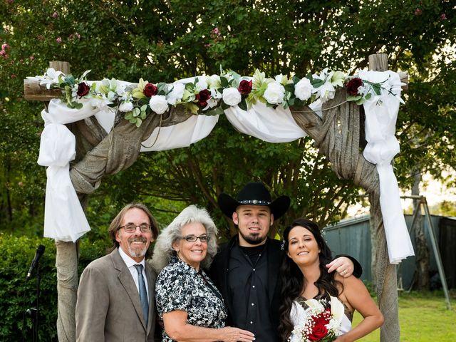 Kody and Sierra's Wedding in Cleburne, Texas 148