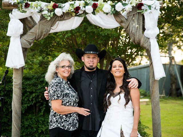 Kody and Sierra's Wedding in Cleburne, Texas 149