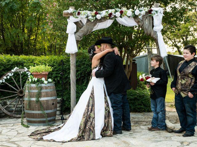 Kody and Sierra's Wedding in Cleburne, Texas 169