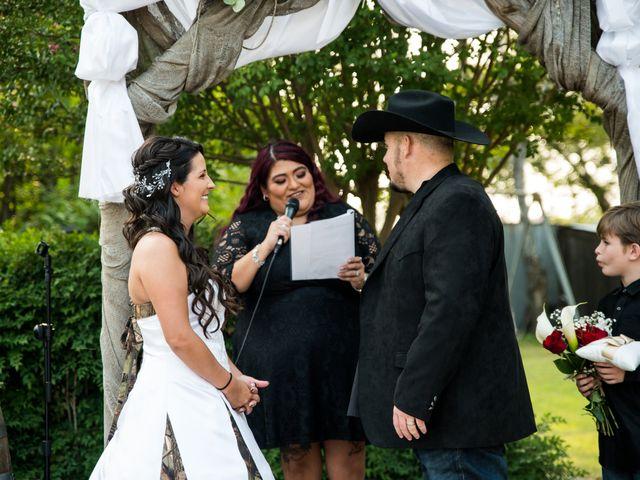 Kody and Sierra's Wedding in Cleburne, Texas 170