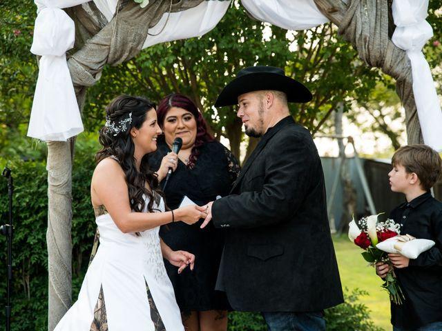 Kody and Sierra's Wedding in Cleburne, Texas 171