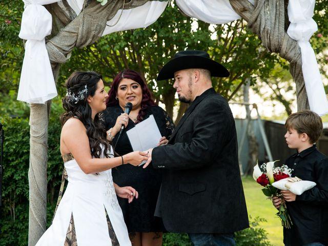 Kody and Sierra's Wedding in Cleburne, Texas 172