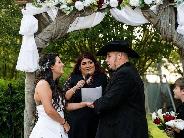 Kody and Sierra's Wedding in Cleburne, Texas 174