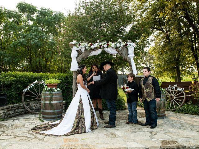 Kody and Sierra's Wedding in Cleburne, Texas 176