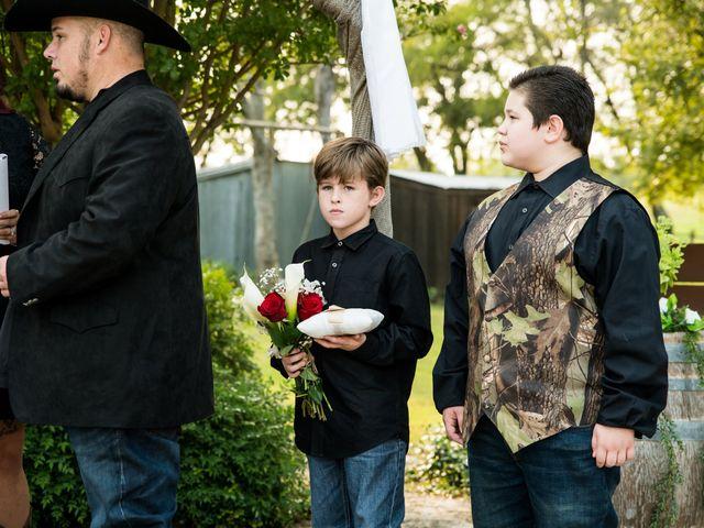 Kody and Sierra's Wedding in Cleburne, Texas 178