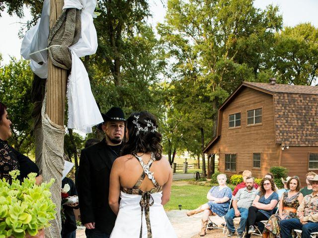 Kody and Sierra's Wedding in Cleburne, Texas 180
