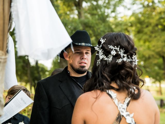 Kody and Sierra's Wedding in Cleburne, Texas 181
