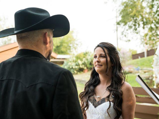 Kody and Sierra's Wedding in Cleburne, Texas 183