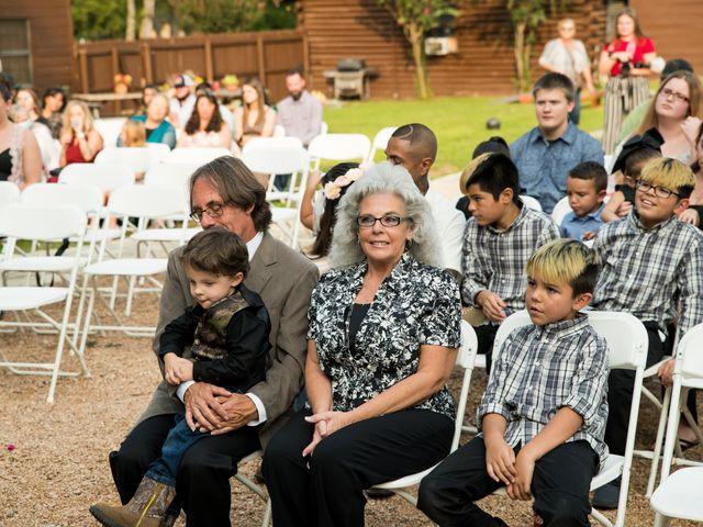 Kody and Sierra's Wedding in Cleburne, Texas 192