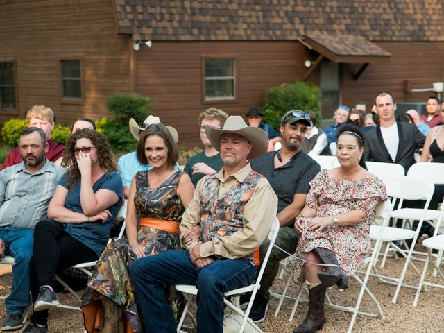 Kody and Sierra's Wedding in Cleburne, Texas 195