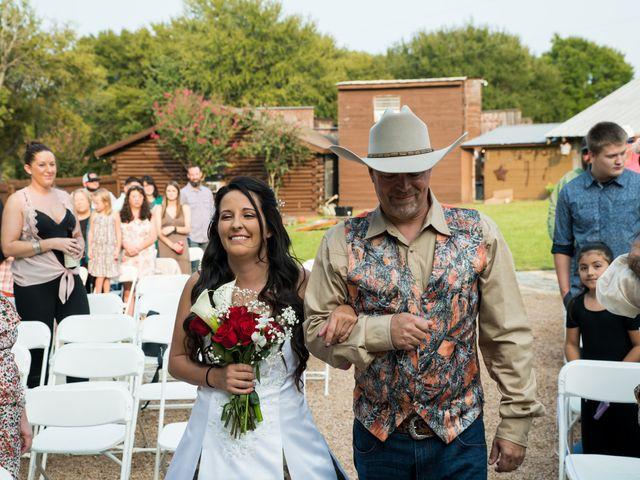 Kody and Sierra's Wedding in Cleburne, Texas 196