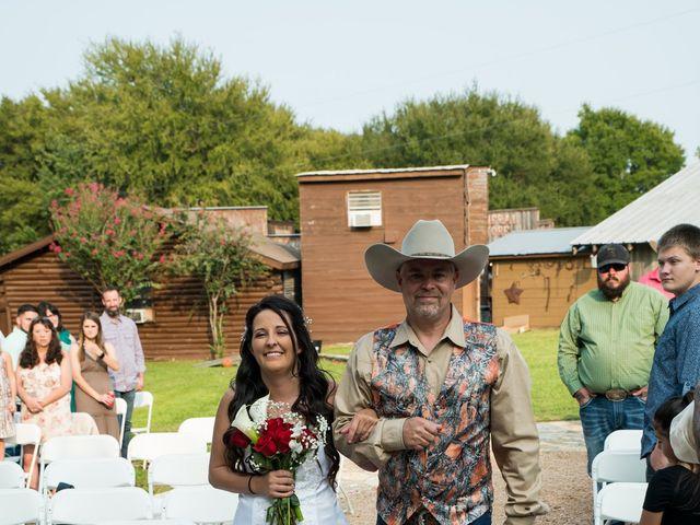 Kody and Sierra's Wedding in Cleburne, Texas 197