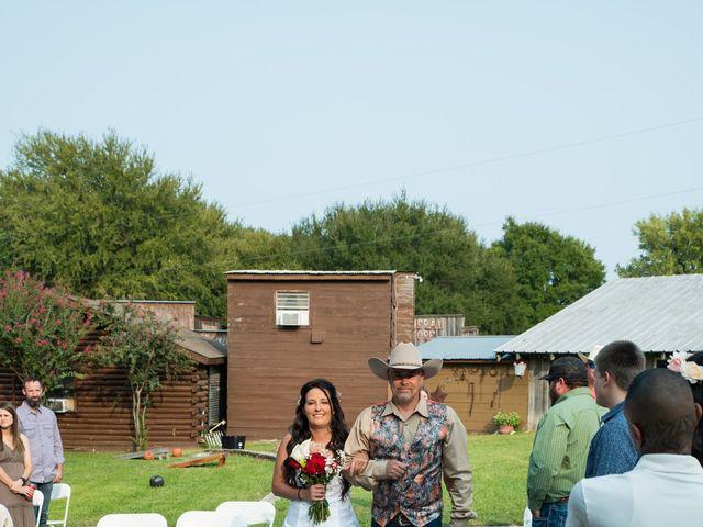 Kody and Sierra's Wedding in Cleburne, Texas 198
