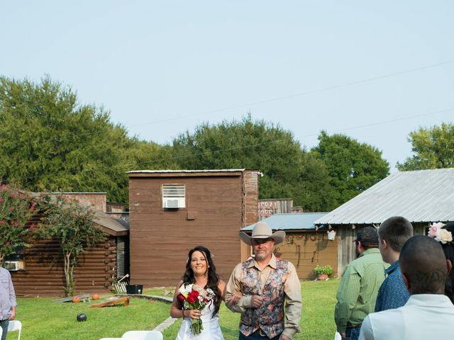 Kody and Sierra's Wedding in Cleburne, Texas 199